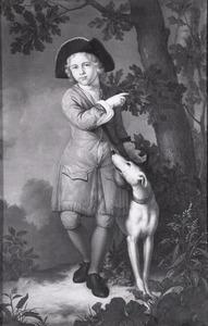Portret van Jan Hubrecht (1718-1794)