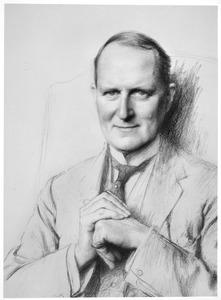 Portret van John Loudon (1866-1955)