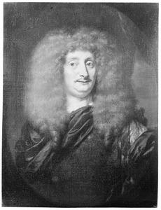 Portret van Coenraet van Klenck (1628-1691)