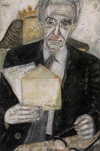 Portret van Willem Harmsma (1913-1966_