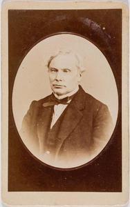 Portret van een man, waarschijnlijk uit familie Van Bylandt