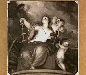 Allegorie op de zeevaart