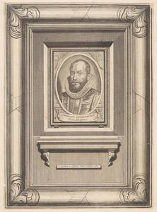 Portret van Cornelius Swanenburch (1574-1630)