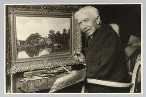 Portret van Nicolaas Bastert