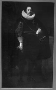 Portret van Ferdinand de Spoelberch (1596-1675)