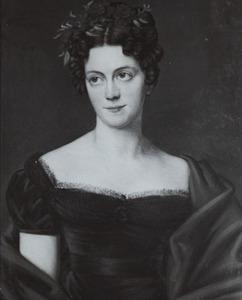 Portret van Sara Maria van Panhuys (1800-1871)
