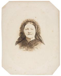 Portret van Maria van Stralen (1787-1870)