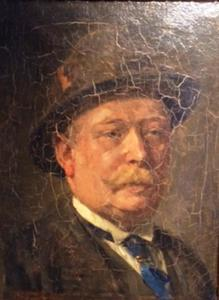 Portret van Jacobus Slagmulder