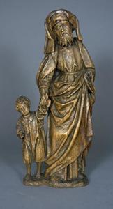 Heilige Jozef met het Christuskind