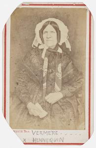 Portret van Vermere