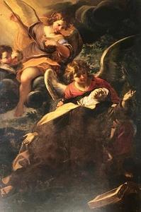 De extase van de heilige Theresia