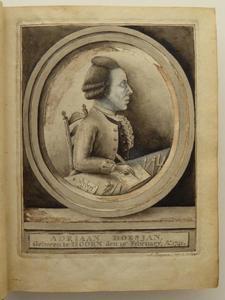 Portret van Adrianus Doesjan (1740-1817)