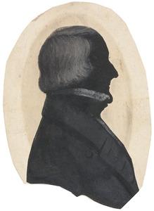 Portret van Jean François Schuman (1791-1856)