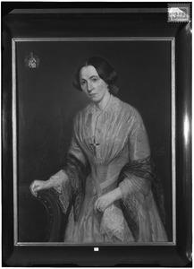 Portret van Maria Judith Gulje (1814-1899)