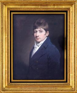 Portret van Anthonie Volkert Bonn (1785-1834)