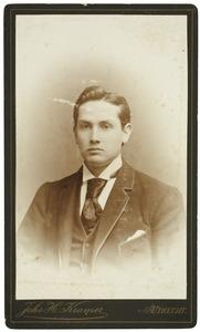 Portret van Willem de Leur