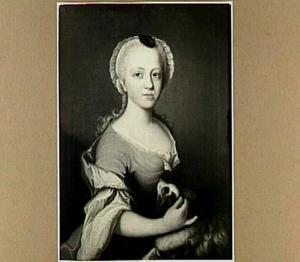 Portret van Maria Libora van Haersma (1740-1783)