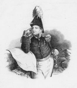 Portret van David Hendrik Chasse (1765-1849)