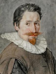 Portret van Johan Dideringh (?-?)