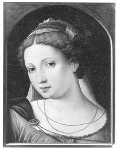 Vrouwelijke heilige (Maria Magdalena?)