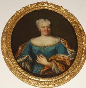 Portret van Marie Jana Liebstejnska