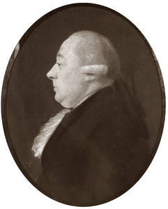Portret van Cornelis Adriaan Hoogstraten (1747-1824)