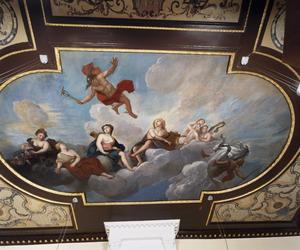 Mercurius, Apollo en Diana en haar nimfen