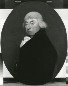 Portret van mr. Johan van Idsinga