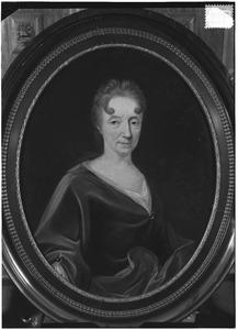 Portret van Johanna Margriet van Arnhem (1635-1721)