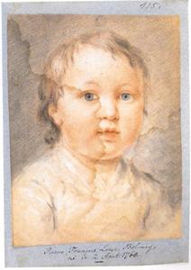 Portret van Pierre Francois Louis Bolomey (1768-1845)