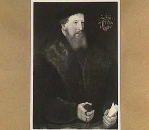 Portret van Johannes Rinck