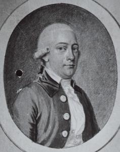 Portret van Lodewijk van Wijn ( -1812)