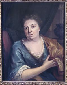 Portret van Aletta Melano (1679-1760)