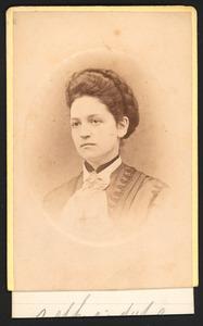 Portret van Adriana Maria Dalen (1848-1920)