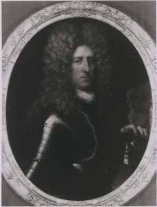 Portret van Maurits Pasques de Chavonnes (1654-1724)