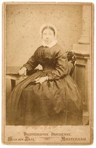 Portret van Harmina Brouwer