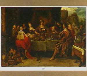De maaltijd van koning Midas