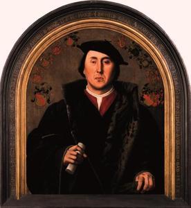 Portret van Joost Aemsz. van der Burch (?-1570)