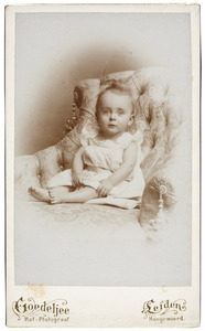 Portret van Christian Ludwig Rümke (1898-1964)