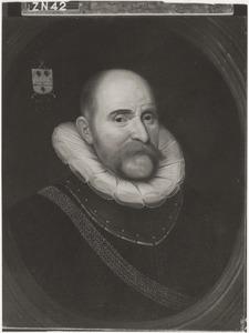 Portret van Joos de Moor (....-1610)