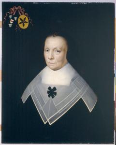Portret van Emmerentia Berck (....-1651)
