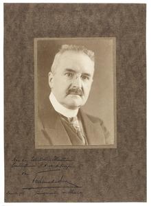 Portret van Joachimus Pieter Fockema Andreae (1879-1949)