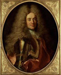 Portret van hertog Anton Ulrich von Braunschweig-Wolfenbüttel (1633-1714)