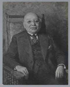 Portret van Arnold van den Bergh (1855-1932)