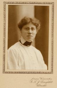 Portret van J.C. van Es