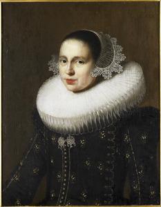 Portret van Hendrickje van Uylenburgh (1600-....)