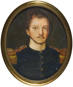 Portret van Emile Guillaume Charles Corneille Storm de Grave (1817-1890)
