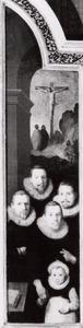 Portret van de familie den Otter