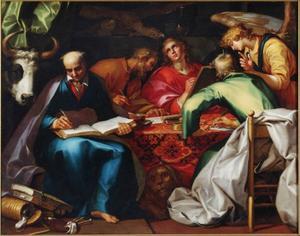 De vier evangelisten
