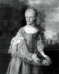 Portret van Adriana Petronella van Nassau-Woudenberg (1757-1789)